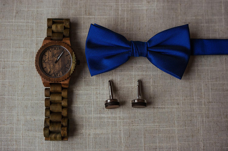 drewniany zegarek , Myszków