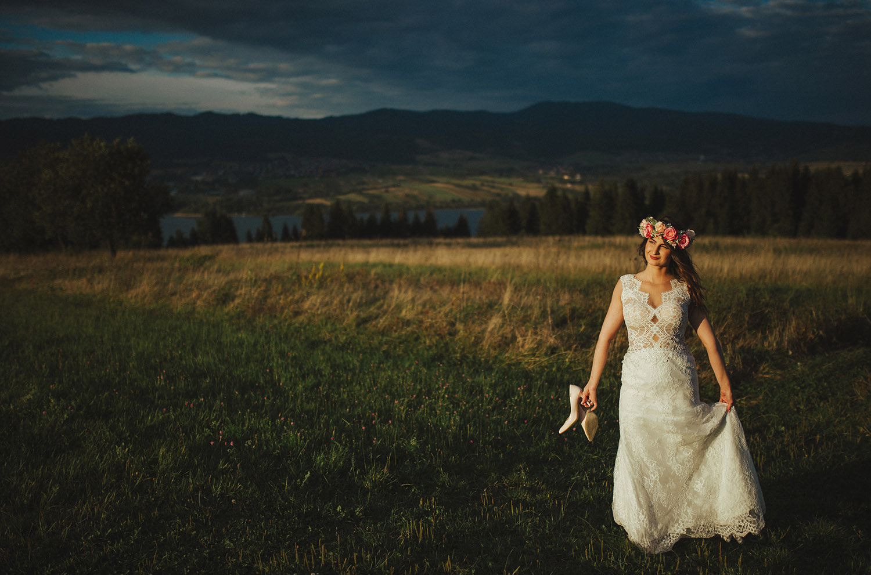 pannna młoda , sesja w górach, konopka fotograf