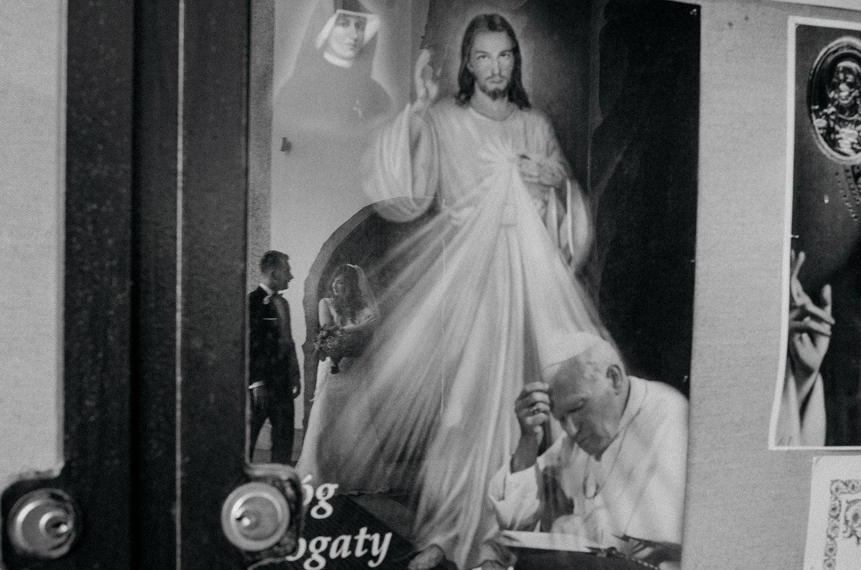 ślub w Nowym Sączu, Kościół ,fotograf Nowy Sącz, Tomasz Konopka, slub w górach , reportaż ślubny