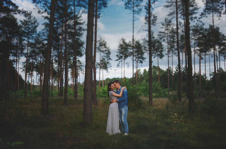 Kasia i Norbert sesja narzeczeńska , Tomasz Konopka fotografia ślubna