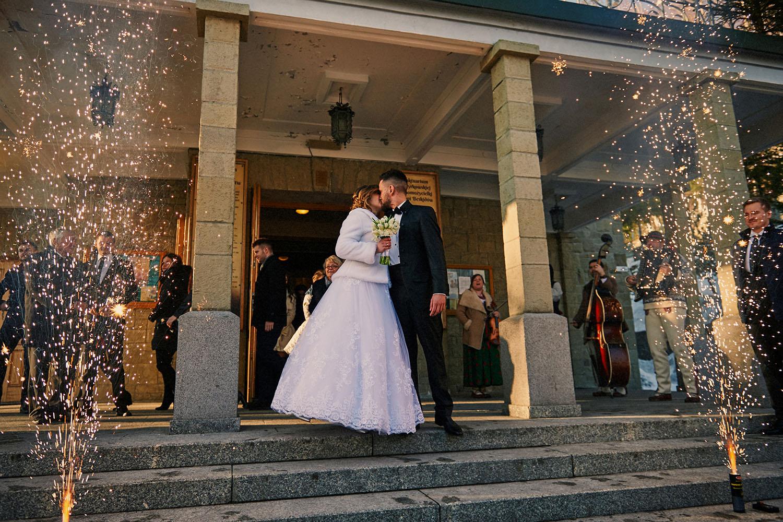 ślub w górach,fotografia ślubna Śląsk, Szczyrk zdjęcia ślubne ,Tomasz Konopka
