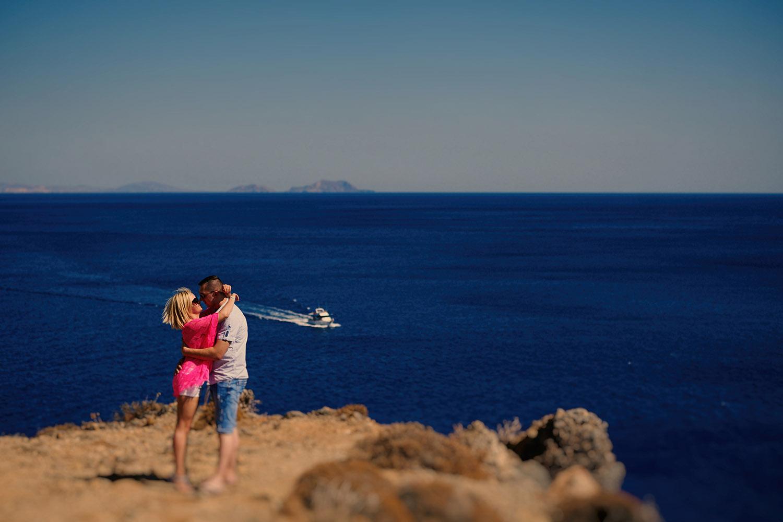 Kreta, sesja narzeczeńska