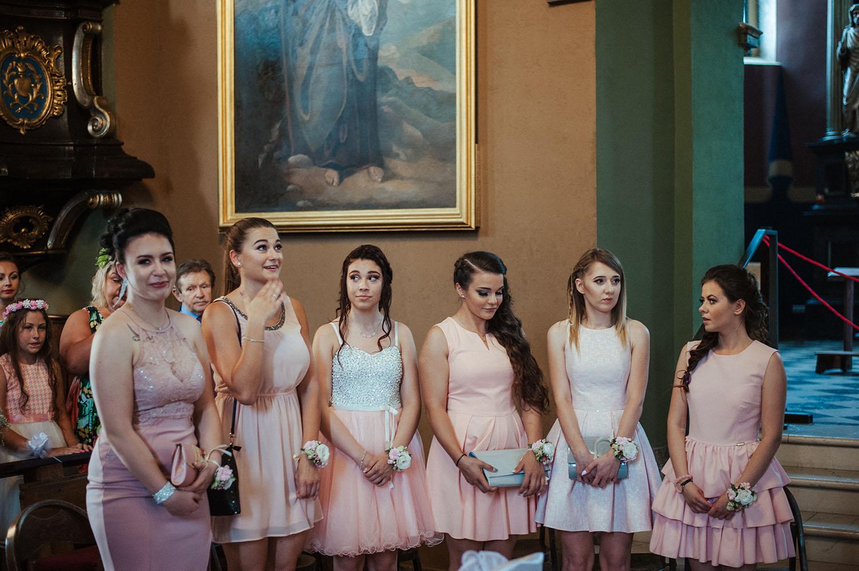 fotografia ślubna śląsk, Będzin