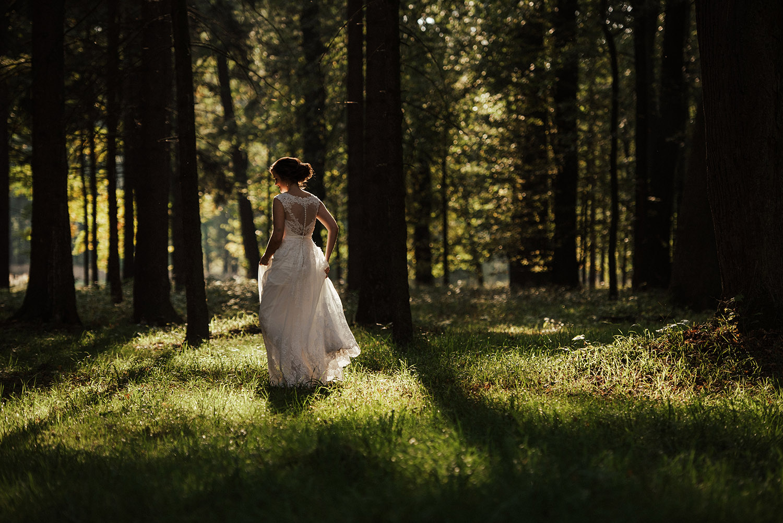 sesja w lesie,Świerklaniec sesja ślubna, fotograf Śląsk, Myszków, Częstochowa, Katowice , Tomasz Konopka