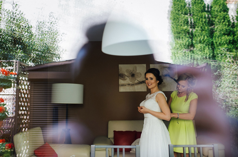 przygotowania ślubne Częstochowa, fotograf Konopka Tomasz
